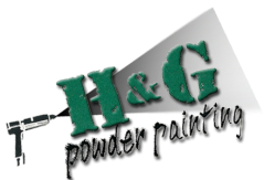 H and G Powder Painting London ontario powder coating speicalists